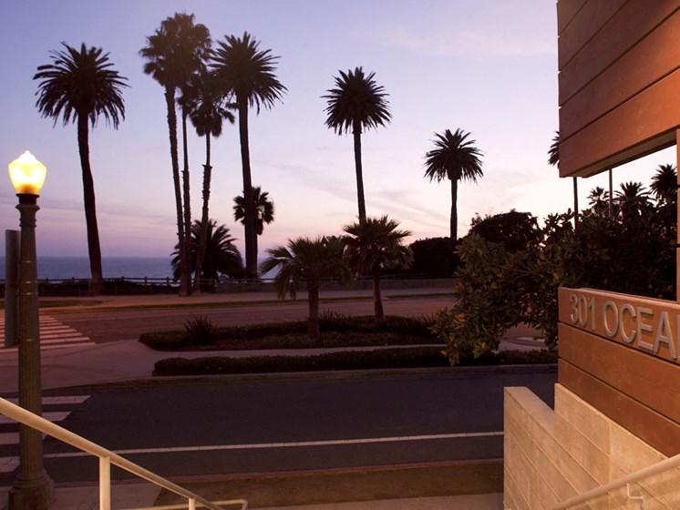 Community Signage at 301 Ocean Ave, California, 90402