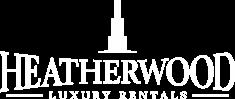 heatherwood luxury rentals corporate logo