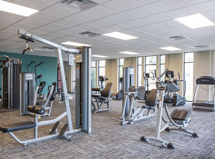 luxe-at-indian-lake-village-gym