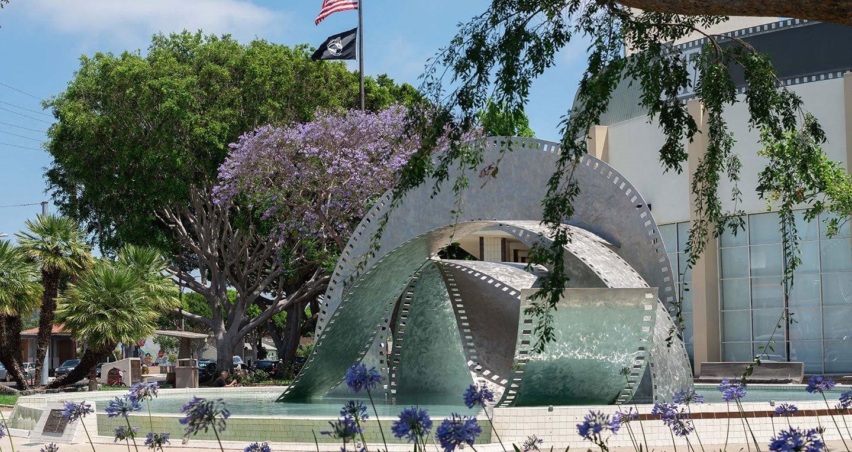 Veterans Memorial Building and Park