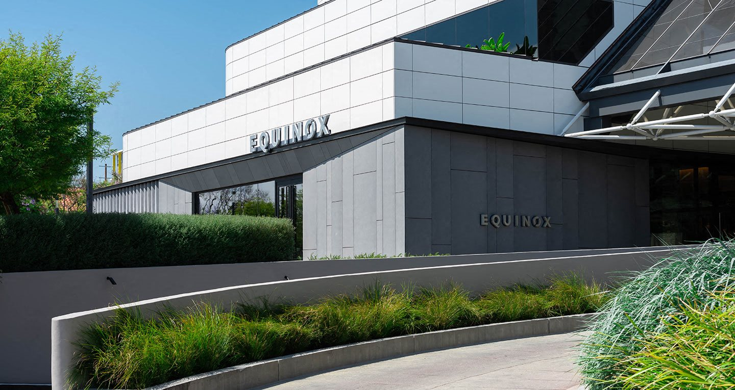 Discounted Equinox Membership for Helio residents