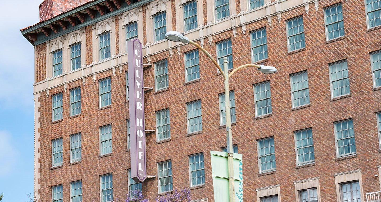Historical Culver City Hotel