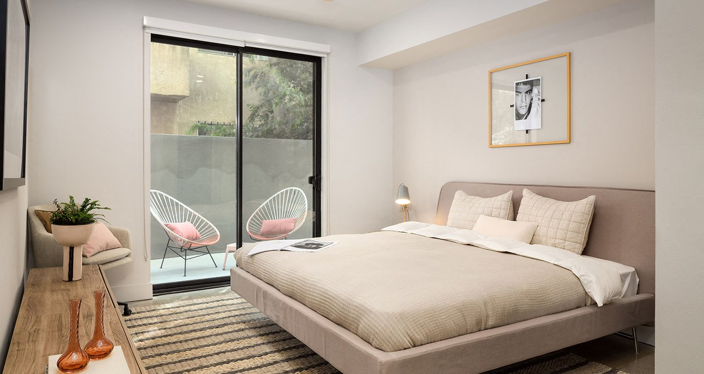 Two Bed Master Bedroom