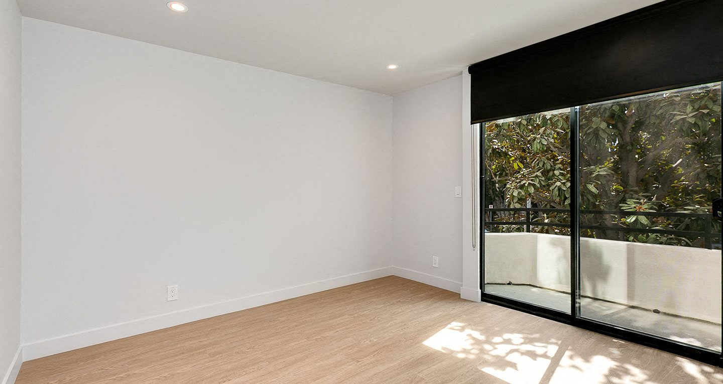 Blackout curtains in every room