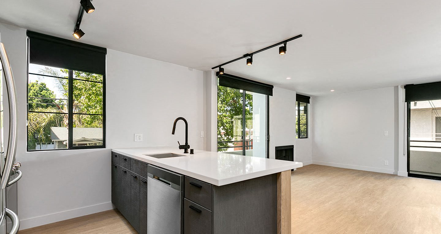 Kitchens with bar seating