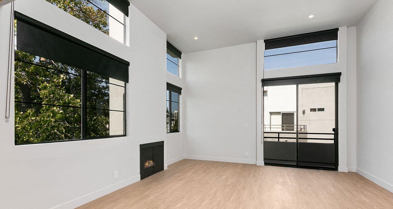 Beautiful hardwood composite flooring