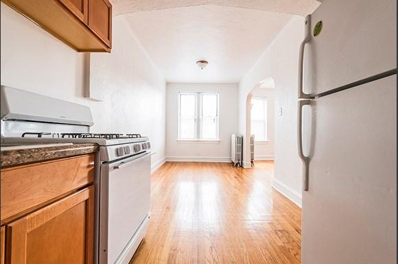 Kitchen of 222 E 109th St Apartments in Chicago