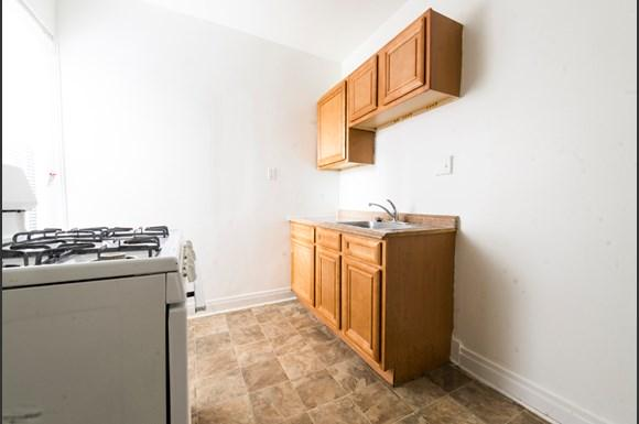 Kitchen of 7317 S Chappel Apartments in Chicago