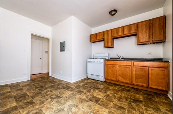 Kitchen of 8101 S Drexel Apartments in Chicago