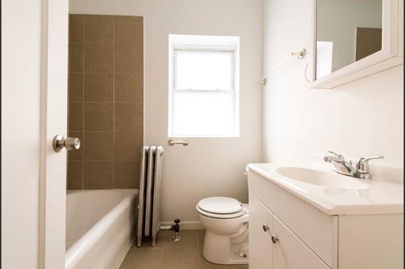 Bathroom of 8101 S Drexel Apartments in Chicago