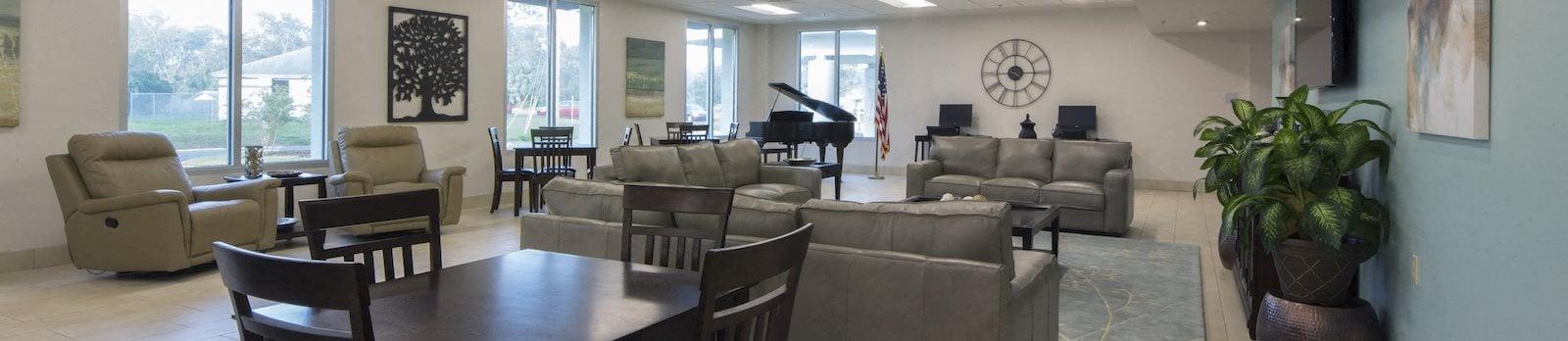 Mount Carmel Gardens Senior Apartments in Jacksonville, FL Banner Image