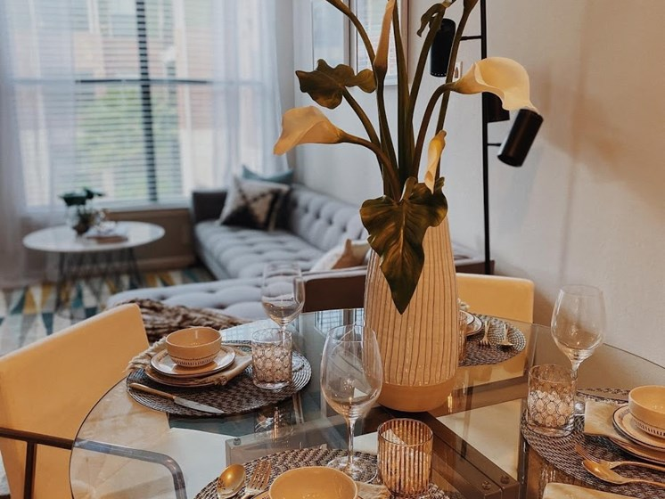 dining area in 78717 apartments