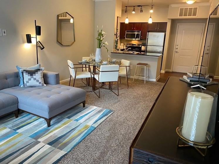 livingroom in north austin tx apartments