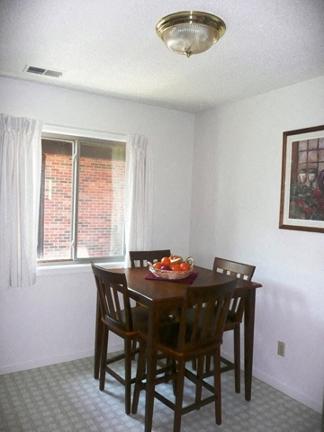 Separate Dining Area at Emerald Court, Iowa, 52246