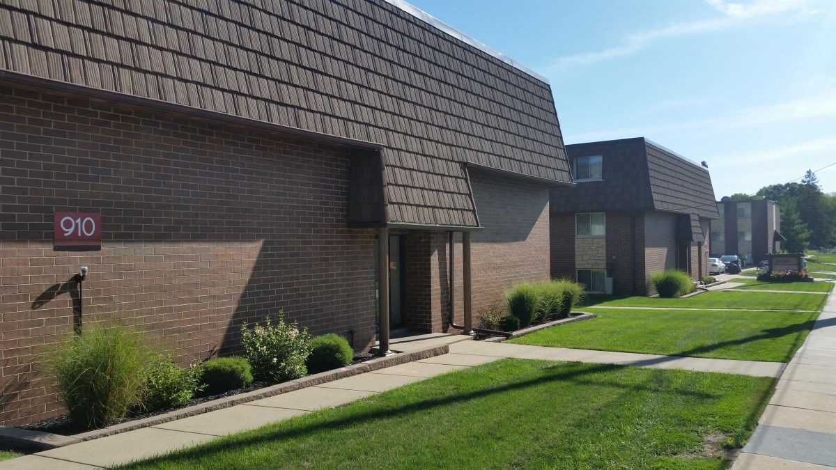 Seville Exterior 3 at Seville Apartments in Iowa City, IA
