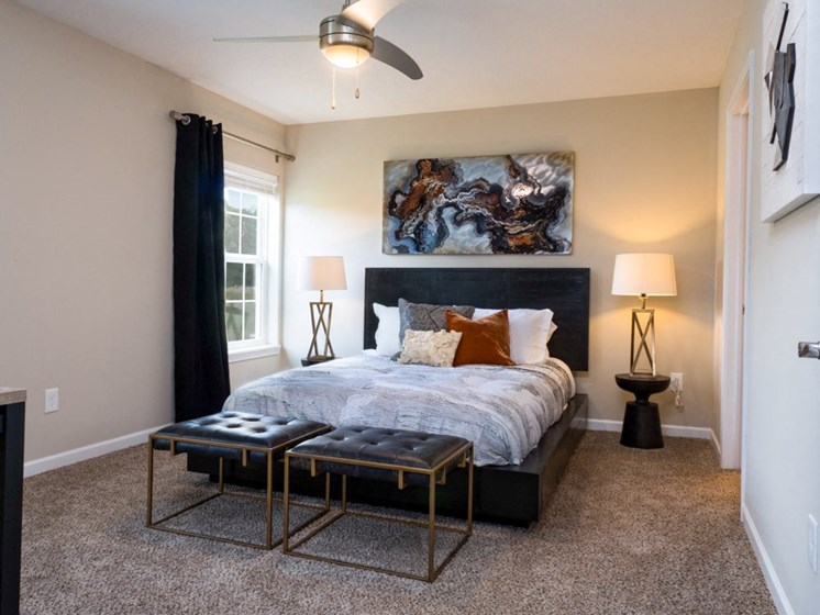 Zeeland MI Apartment Rentals Redwood Bremerton Place Master Bedroom