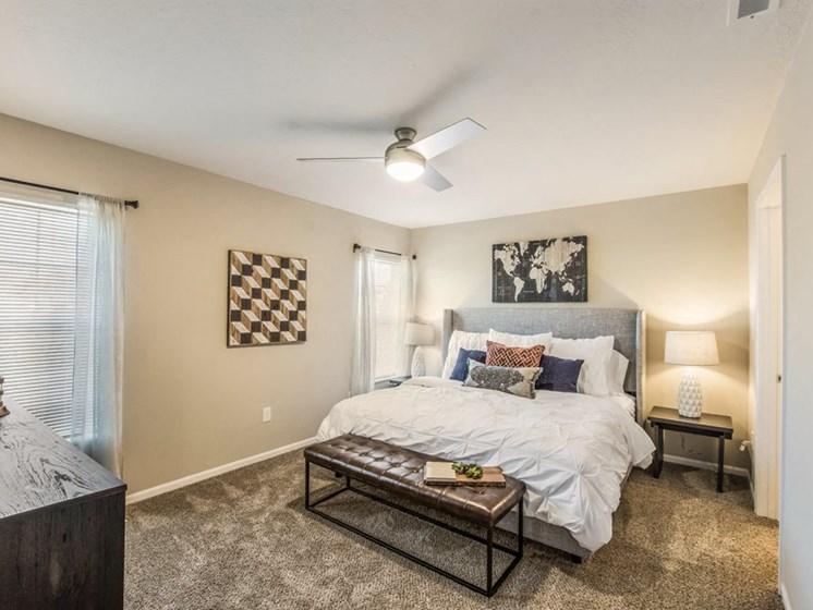 Grand Rapids MI Apartment Rentals Redwood Bayberry Chase Bedroom