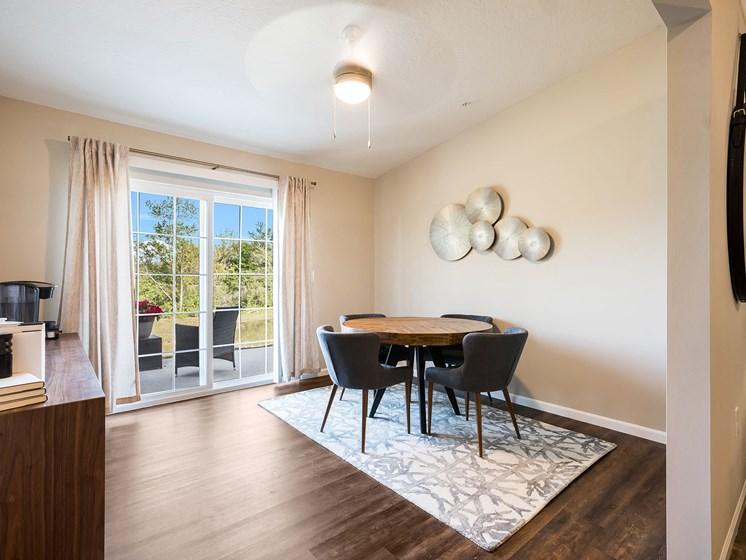 Macomb MI apartment rentals Redwood Macomb Updated Den Space