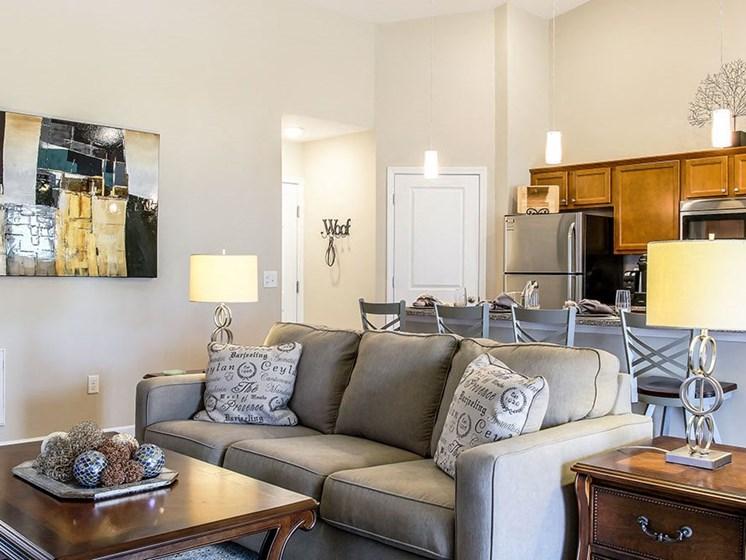 White Lake MI Apartment Rentals Redwood Worthington Crossing Kitchen