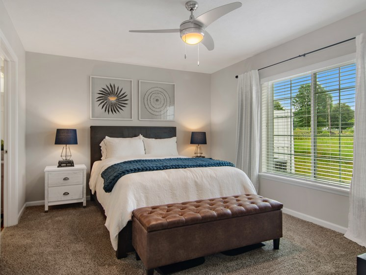 Noblesville Indiana Apartment Rentals Redwood Noblesville Webster Drive Bedroom