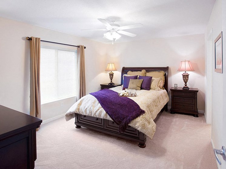 Westfield IN Apartment Rentals Redwood Redwood At Andover Master Bedroom Two