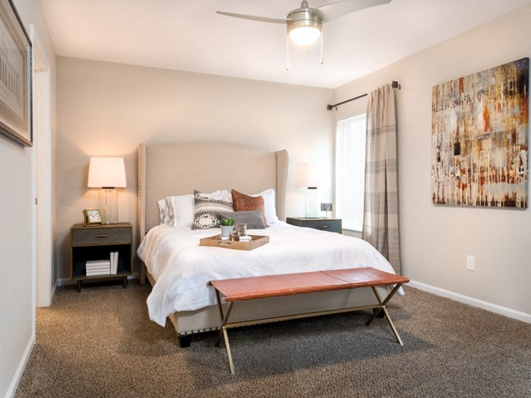 Westfield IN Apartment Rentals Redwood Redwood At Andover Master Bedroom