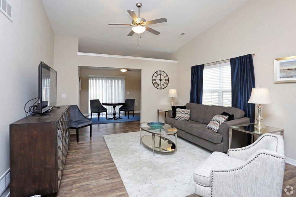 Ankeny IA Apartment Rentals Redwood Havenwood Living Room