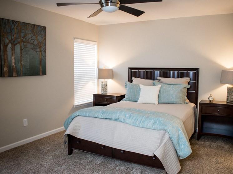 Avon OH Apartment Rentals Redwood Carmel At Stonebridge Master Bedroom