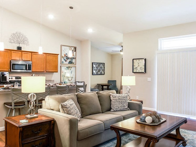 Greer SC Apartment Rentals Redwood The Ledges At Abner Creek Main Living