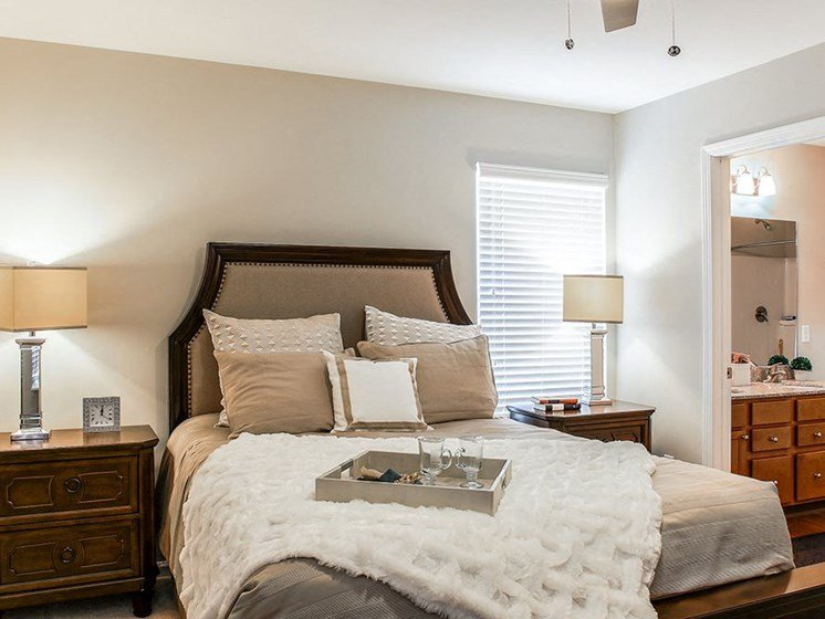 Greer SC Apartment Rentals Redwood The Ledges At Abner Creek Master Bedroom