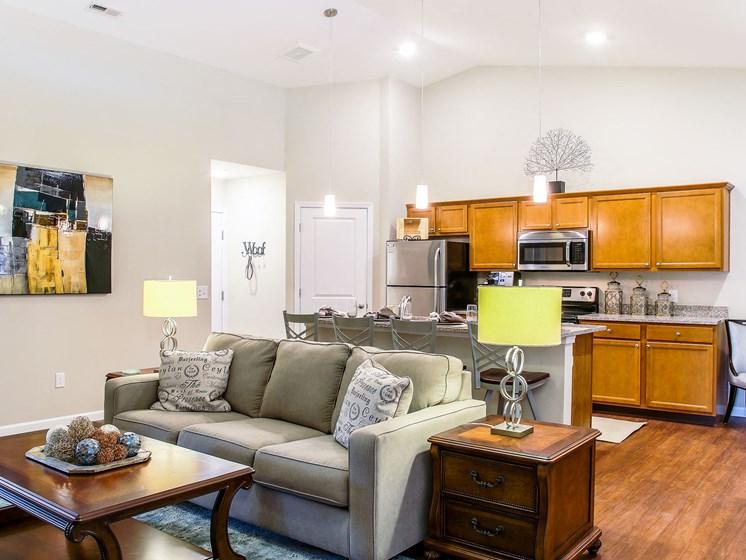 Greer SC Apartment Rentals Redwood Greer Ashburton Drive Living Room Redwood Apartment Neighborhoods