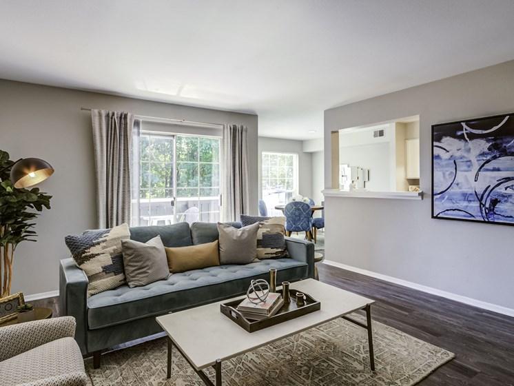 A2 - Living Area