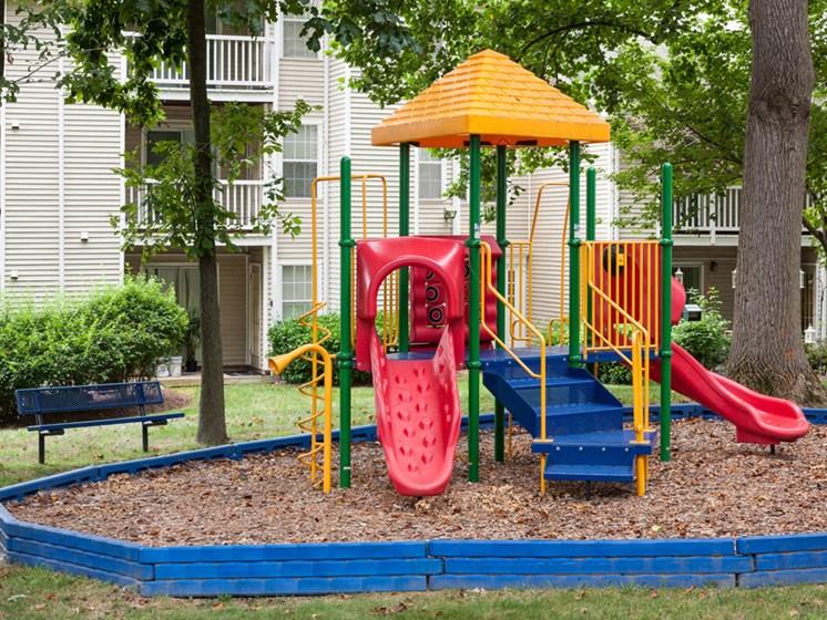 Clary's Crossing playground.