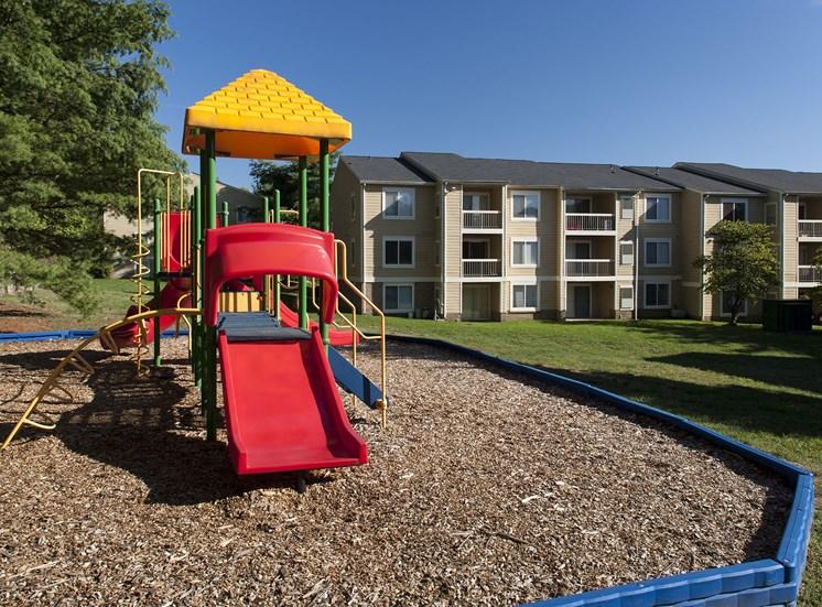 Woodside playground.