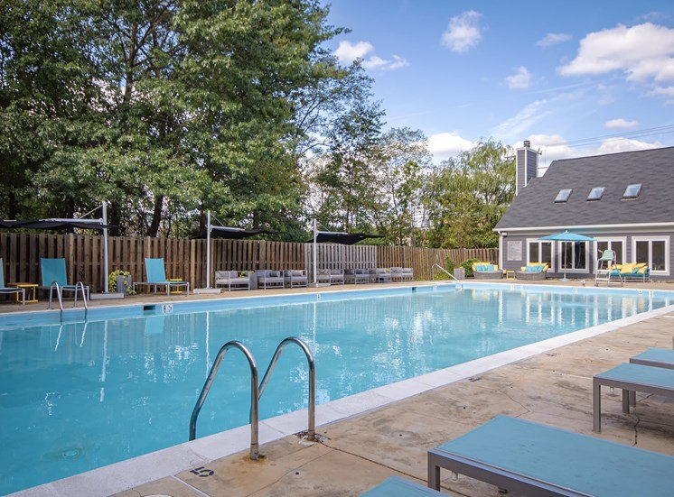 Woodside pool.