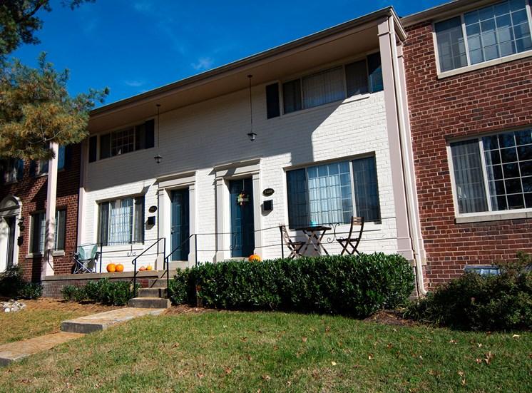 Brookville Townhomes Exterior 07