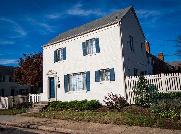 Brookville Townhomes Exterior 10
