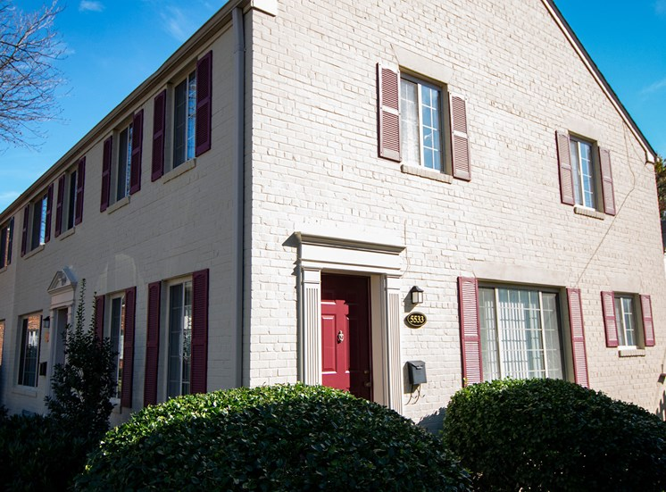 Brookville Townhomes Exterior 64