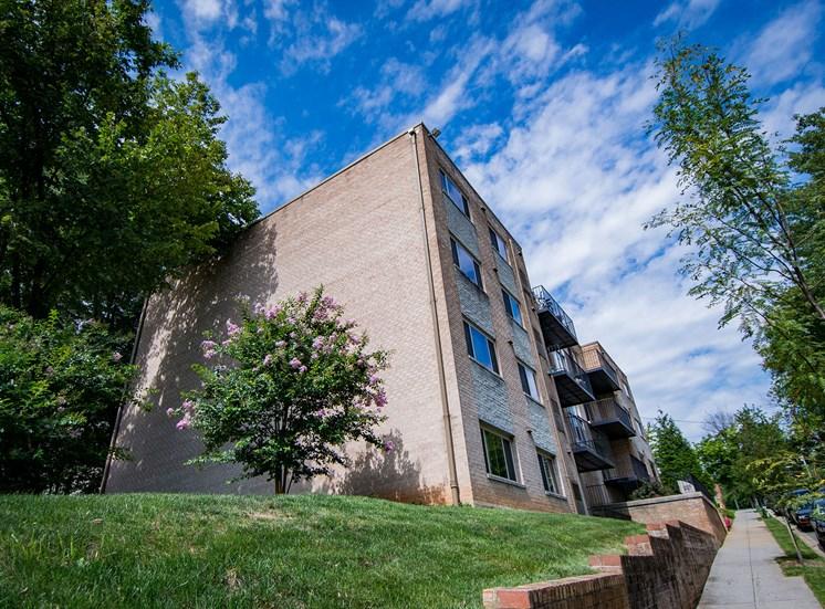 Clermont Apartments Building Exterior