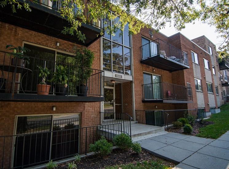 Clermont Apartments Building Exterior 14