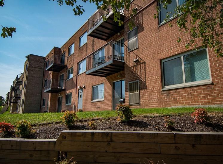 Clermont Apartments Building Exterior 27