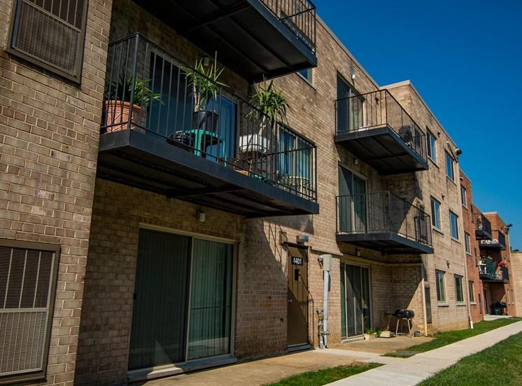 Clermont Apartments Building Exterior 32