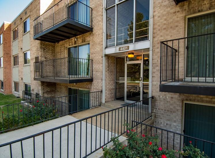 Clermont Apartments Building Exterior 40
