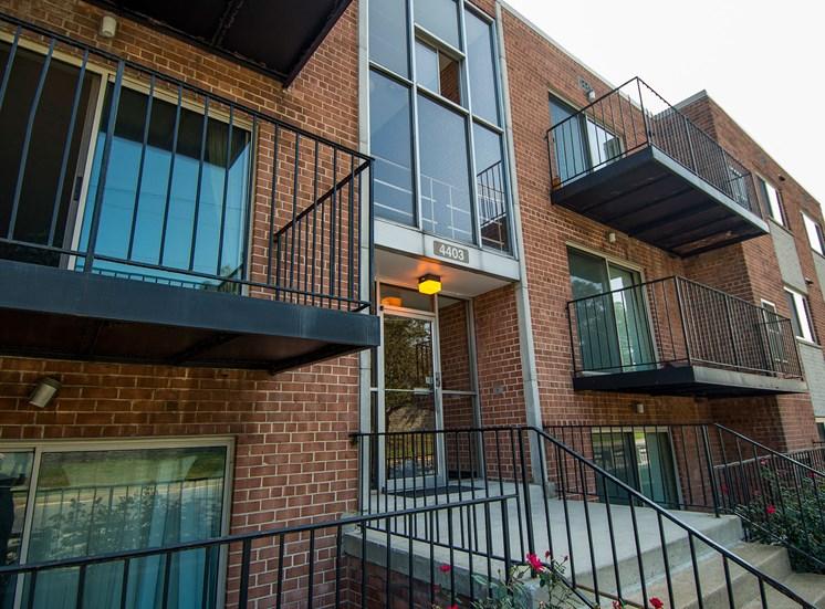 Clermont Apartments Building Exterior 42