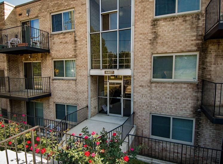 Clermont Apartments Building Exterior 43