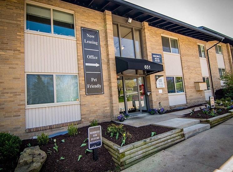 Crane Village Apartments Leasing Office 02