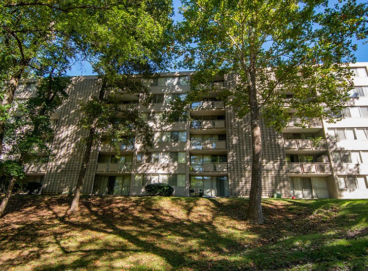 Heritage Park Apartments Building 20