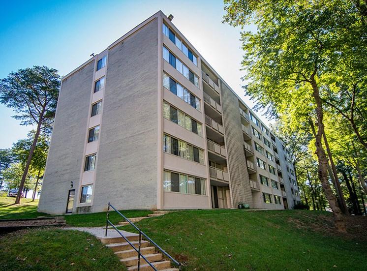 Heritage Park Apartments Building 21