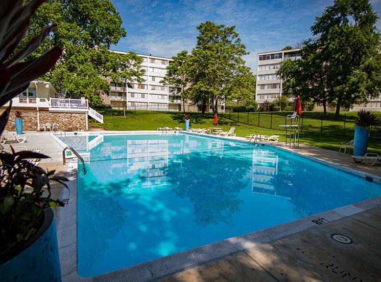 Heritage Park Apartments Pool 5