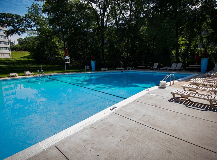Heritage Park Apartments Pool 8